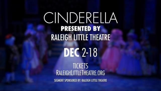 Raleigh Little Theatre presents Cinderella