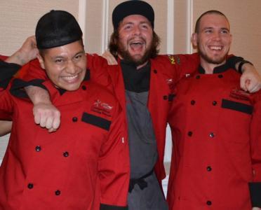 Team Ceviche's in Wilmington