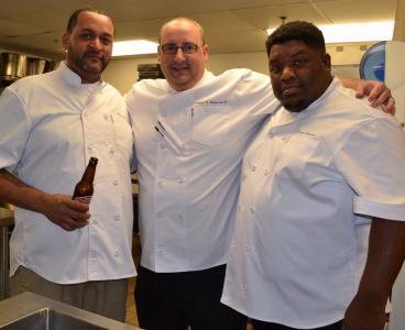 Sedgefield Culinary Crushers