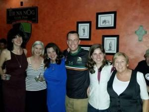 Tir na nog reopening weekend (Courtesy of Annie Britton-Nice)