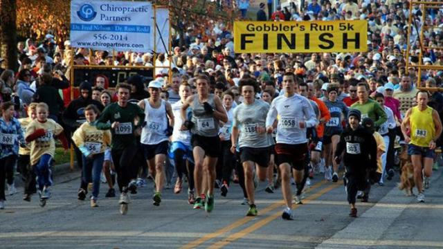 11th Annual Gobbler's Run Thanksgiving Day 5K