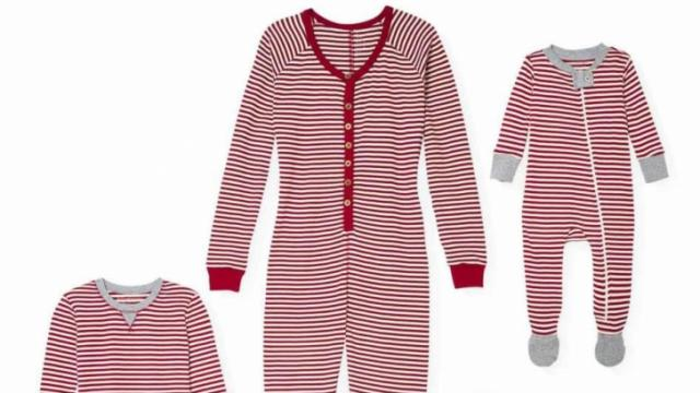 Burt's Bees Family Jammies are among Oprah's Favorite Things in 2016 (Amazon)