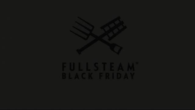 Black Friday at Fullsteam
