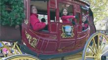 Raleigh Christmas Parade gets thousands into holiday spirit