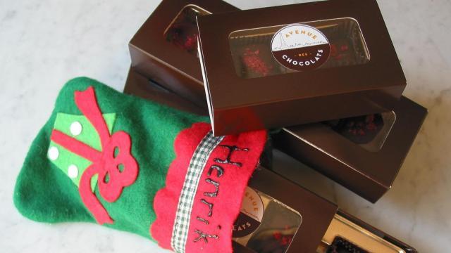 Avenue des Chocolats