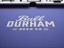 The Bullpen, located in the ground floor of American Tobacco Campus' Diamond View III building, will feature local craft beer, including Bull Durham Beer Company, and food from Heavenly Buffaloes.