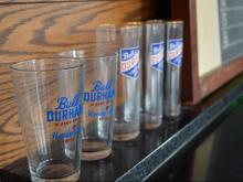 The Bullpen will feature local craft beer, including Bull Durham Beer Company, and food from Heavenly Buffaloes.