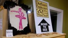 IMAGES: Durham Bookcases & Other Cool Wood Stuff