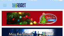 IMAGES: Vote for your favorite Christmas tree on the Out & About mobile app