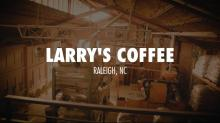 Brewing it up with Larry's Coffee