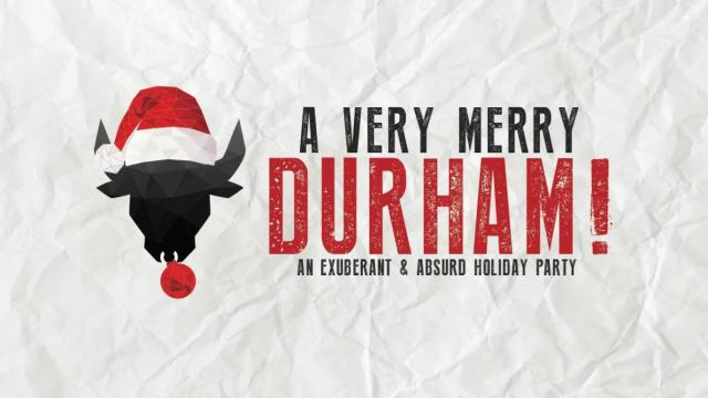 A Very Merry Durham Holiday Party