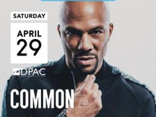 Common will play Art of Cool Fest April 29, 2017. (Facebook)