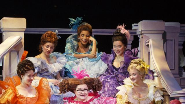 Elon graduate Caity Skalski is an ensemble cast member in Rodgers + Hammerstein's CINDERELLA, which plays DPAC Dec. 30-Jan. 1, 2017.