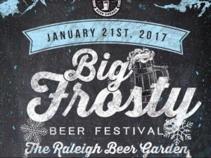 Big Frosty Beer Festival