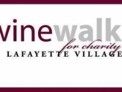 Wine Walk for Charity