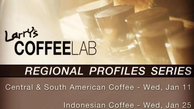 Larry's Lab: Regional Coffee Profiles Series