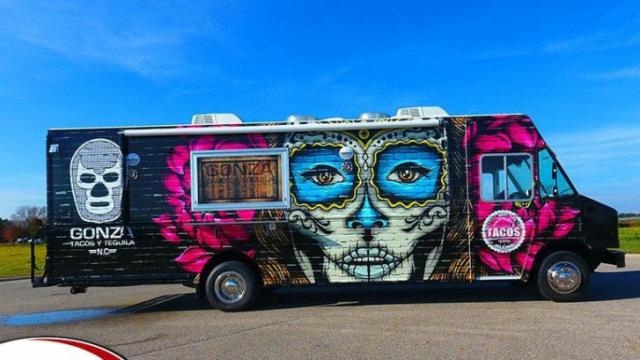 Gonza Tacos Y Tequila new food truck (Custom Creations)