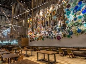A look inside Vidrio, a new restaurant opening at 500 Glenwood Ave. in Raleigh, in January 2017. (LM Restaurants)