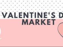 Valentine's Day Market
