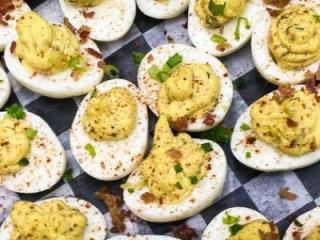 Mel's Commissary & Luncheonette will likely be serving up these deviled eggs daily. (Facebook)