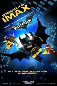 The Lego Batman Movie: The IMAX 2D Experience