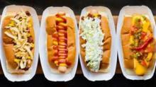 Charlie Graingers hot dogs