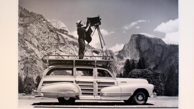 Ansel Adams Masterworks @ NCMA Feb. 4 - MAY 7