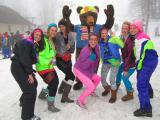 Totally 80s Retro Ski Weekend