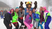 IMAGE: Beech Mountain hosts Retro Ski weekend
