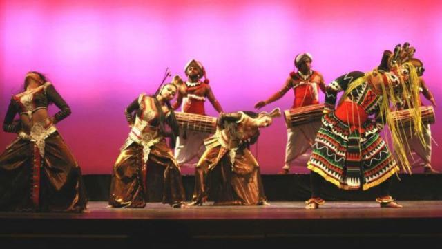 Sri Lankan Dance Company
