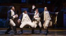 IMAGE: Broadway hit 'Hamilton' to play DPAC in 2018