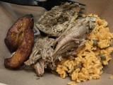 Pernil and rice from Spanglish