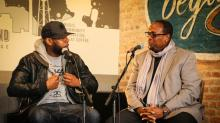 IMAGES: Kweli brings hip-hop to Duke in residency