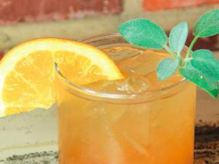 Southern Whiskey Cocktail