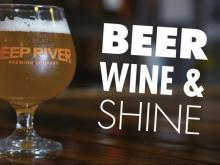 Beer, Wine, and Shine Trail