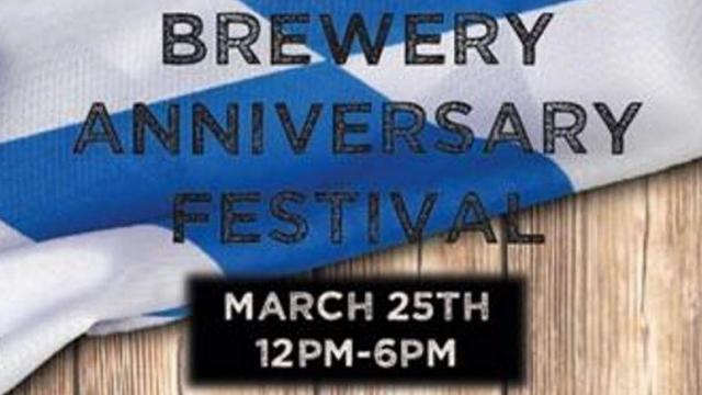 Clouds Brewing First Anniversary Festival