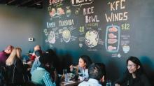 IMAGES: Durham sushi chef opens fried chicken restaurant next door
