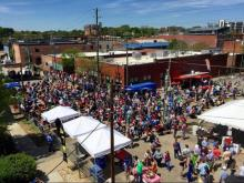 The Red Hot Chili Peppers, food festivals, Easter egg hunts for adults and more await you in the Triangle this weekend.