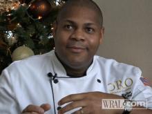 ORO executive chef and owner Chris Hylton