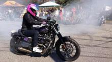 IMAGES: Bikes and Boston Butt: Harley Davidson hosts charity cook-off