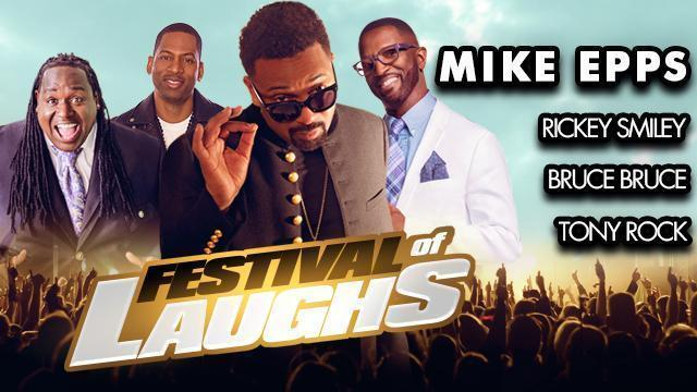 Festival Of Laughs