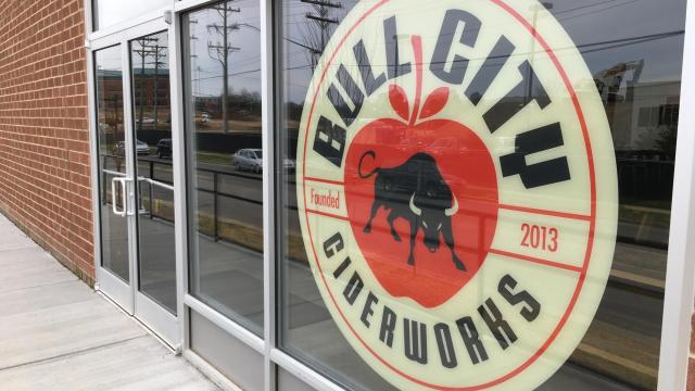 Bull City Ciderworks reopens on Saturday in Durham almost one year after being forced out of their old location.