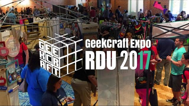 GeekCraftExpo RDU 2017