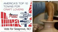 IMAGES: NC towns on list to be named 'Top 10 Towns for Craft Lovers'