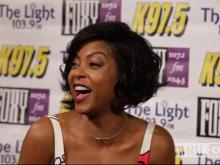 """Empire"" star Taraji P. Henson"