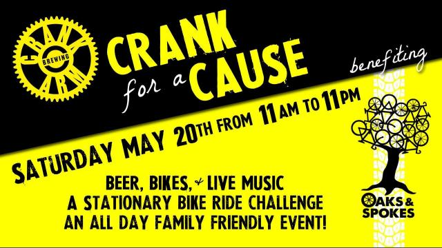 Crank For A Cause 2017
