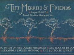 Tift Merritt: A special evening at the NCMA
