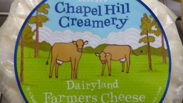 Chapel Hill Creamey