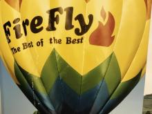 FireFly balloons