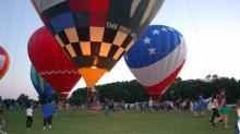 WRAL Freedom Balloon Festival